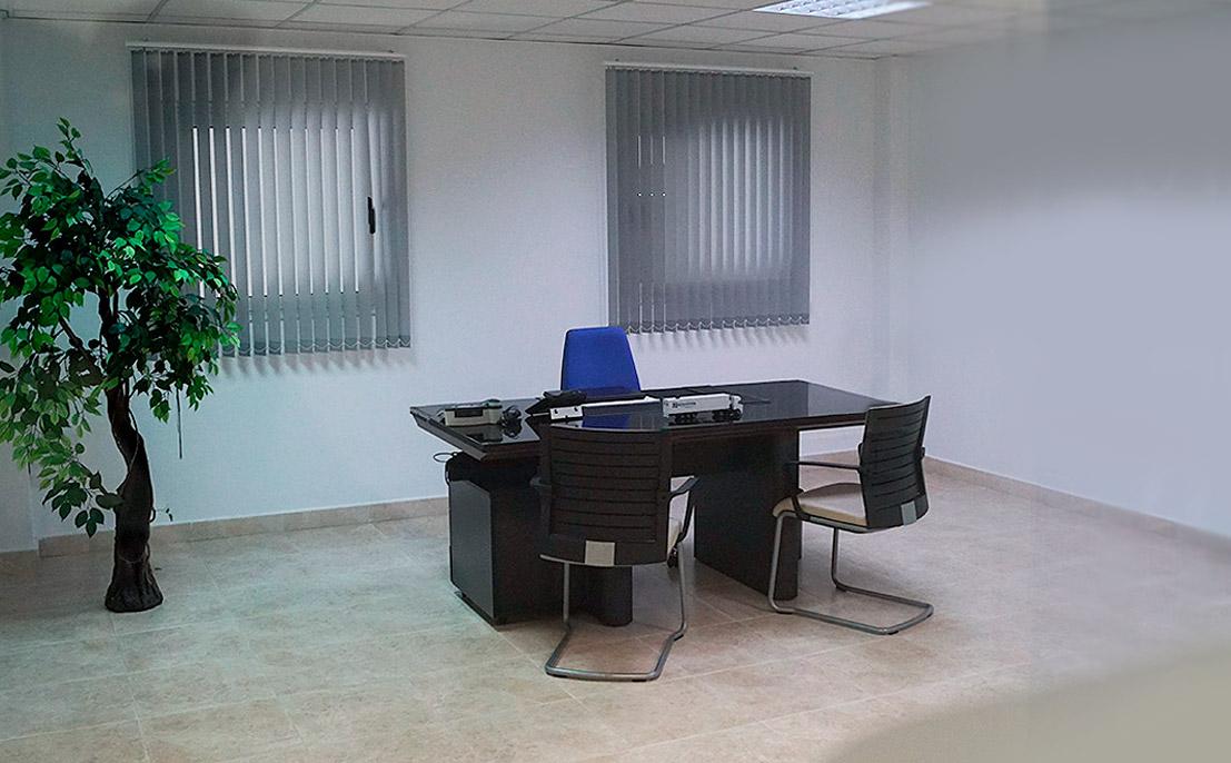 Despacho oficinas Blastrans